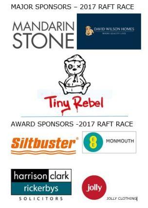 2017 raft race logos - 4