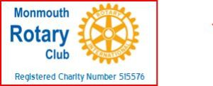 Rotary with charity number