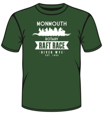 2019 raft race T Shirt